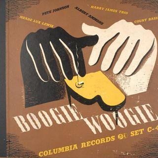 Woo Woo - Harry James and the Boogie Woogie Trio-restored