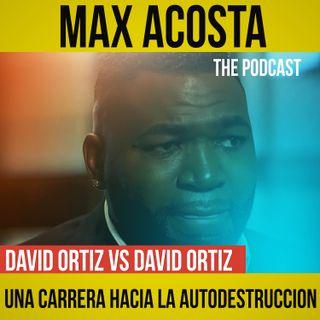David Ortiz Vs. David Ortiz —Una Carrera Hacia La Autodestrucción