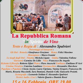 """Tutte le strade - """"La Repubblica Romana"""""""