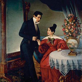 Ep. 44 - Manzoni: I promessi sposi 🇮🇹 Luisa's Podcast
