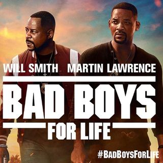 Damn You Hollywood: Bad Boys for Life