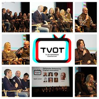 "Radio ITVT: ""Networks Embracing Digital Innovation"" at TVOT SF 2018"