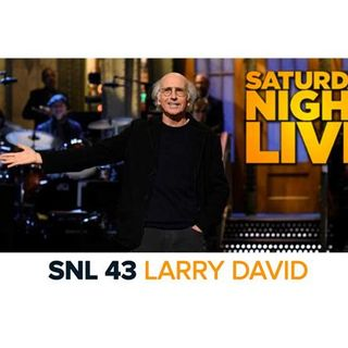SNL43 | Larry David Hosting Saturday Night Live | Nov 4 Recap