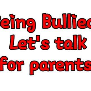 Let's talk (Bullying)
