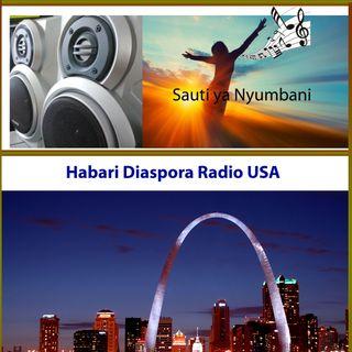 HABARI DIASPORA RADIO USA