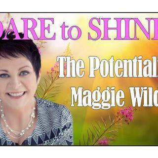 Dare to Shine - Maggie Wilde