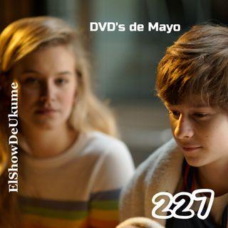 DVD's Mayo | ElShowDeUkume 227