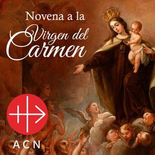 Novena a la Virgen del Carmen - Día 1