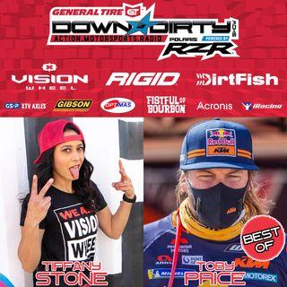 #448 - Dakar Special w/ Toby Price & Tiffany Stone