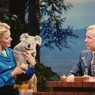 Joan Embery From The Johnny Carson Vault Series