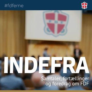 FDF og Folkekirken ved Henrik Stubkjær