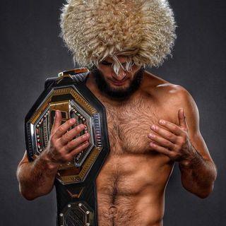 Khabib vs Gaethje / UFC 254