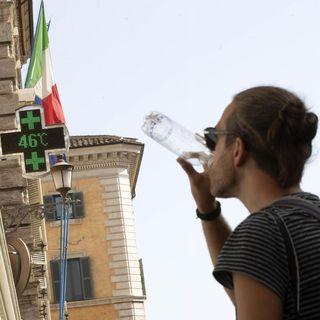 In Italia il decennio più caldo di sempre