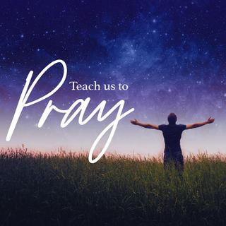 Teach Us To Pray with happy piano music