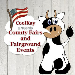 County Fairs & Fairground Events