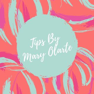 Tips By Mary Olarte's show