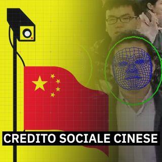 Il Credito Sociale Cinese: un controllo orwelliano della società?