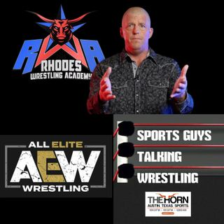 Dustin Rhodes Rhodes Wrestling Academy and AEW Mar 16 2021