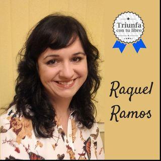 Cómo hacer una descripción con gancho para tu libro. Con Raquel Ramos. Episodio 78.