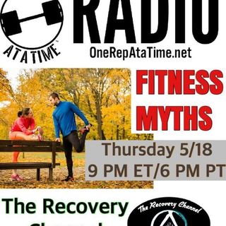 "Episode 7 - ""Fitness Myths"""