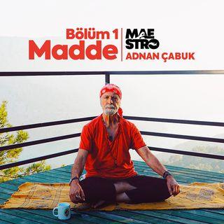 Uyanış 1 #MADDE | Adnan Çabuk Siddashram Mistik Öğretiler Yoga Vakfı