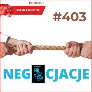 #403 Elementarz Negocjacji