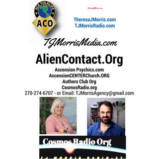 Alien Contact Ascension Center Church with TJ Morris ET & Bill