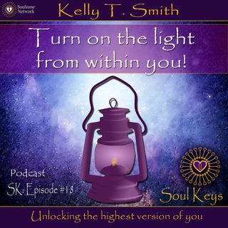 SK:18 Turning on the light from within
