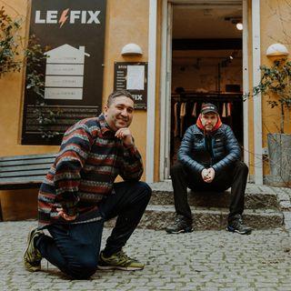 Hos Le Fix er det vigtigste at ville hinanden det bedste - alt andet er som at pisse i bukserne