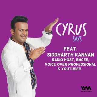 Ep. 616: feat. Siddharth Kannan