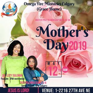 Mother's Day Service May 12th 2019