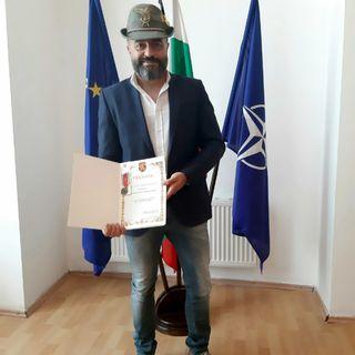 Gruppo Alpini italiani in Bulgaria - intervista a Marcello Quatrida
