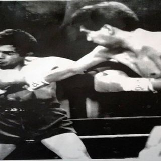 Ringside Boxing Show: Ranked No. 8 after knocking out a future Hall of Famer, Herman Montes walked away at 26 ... plus Canelo vs. GBP, Roach