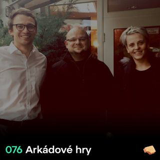 SNACK 076 Arkadove hry