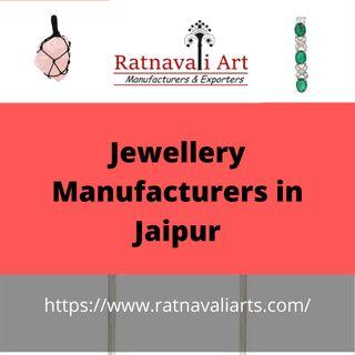Best Jewellery Manufacturers in Jaipur - Ratnavali Arts