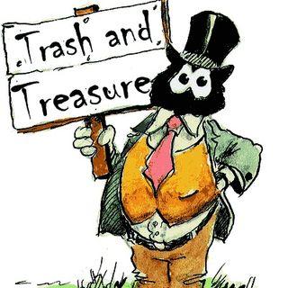 Trash Treasure Vinegar