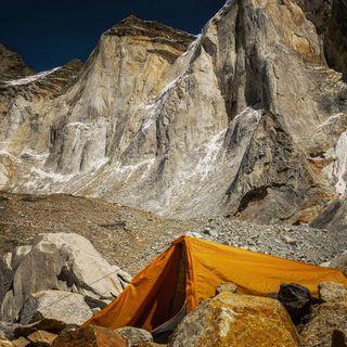 climbingradio: Matteo della Bordella in Himalaya