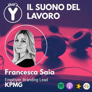 """""""Il Suono del Lavoro"""" con Francesca Saia KPMG"""
