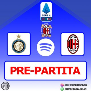 PRE-PARTITA | INTER-MILAN