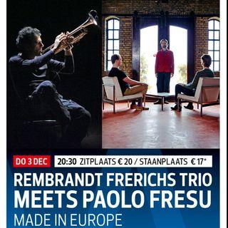 Olanda: Intervista a Paolo Fresu