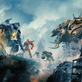 Damn You Hollywood: Pacific Rim Uprising Review