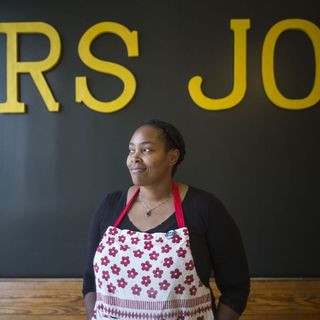 Mrs. Joy's Bakery: Lynchburg, VA