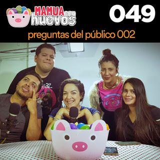 Preguntas del Público 002 - MCH #049