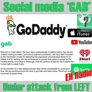 Morning moment Social media 'GAB' under attack Oct 29 2018
