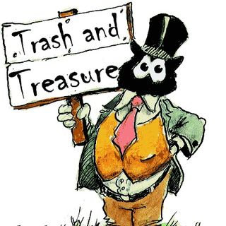 Trash Treasure Vinegar