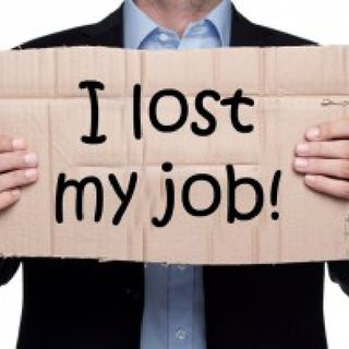043 - Job Loss, Let The Grief Begin