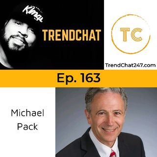 Ep. 163 - Director Michael Pack on Justice Clarence Thomas Documentary