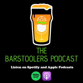 The Barstoolers Podcast S2EP1: EUROs Aftersun, Messi in Uber Eats and Pep's Hair
