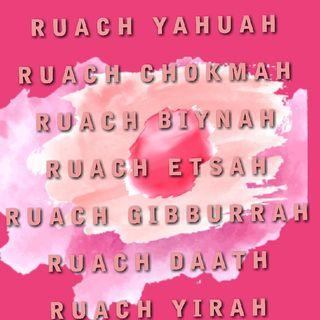 WISDOM | RUACH CHOKMAH (Feminine)