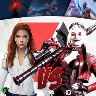Black Widow Vs The Suicide Squad : Which Trailer Was Better? : GV 383